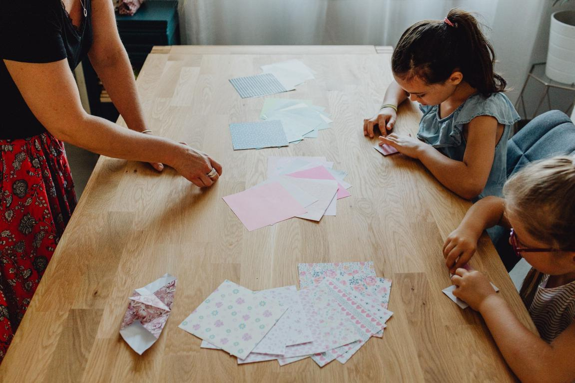 photo blog anniversaire origami